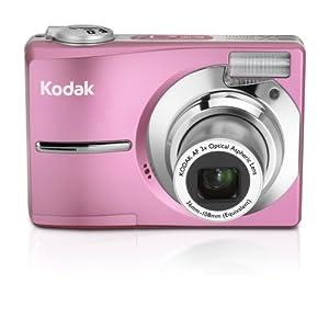 Kodak Easyshare C913 9.2 MP Digital Camera with 3xOptical Zoom (Pink)