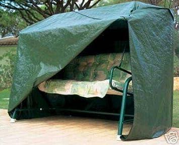 Swing Hammock Cover 3 Seater Heavy Duty Amazon Co Uk Garden Outdoors