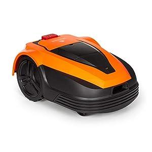 blumfeldt Garden Hero - Robot Tagliaerba, Batteria Ioni di Litio: 5,2Ah, incl. Stazione di Carica, Carica Automatica… 12 spesavip