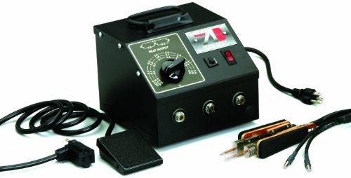 American Beauty 105L7 High Capacity Tweezer-Style Resistance Soldering System, 1100 watt, 1/8