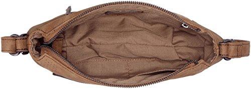 s.Oliver (Bags) 39.710.94.5821 - Bolsos bandolera Mujer Marrón (Cashew)