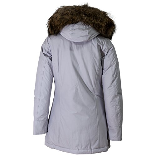 Pli Parka W's Woolrich Giubbotto Donna Grigio Wwcps1447 Lilla Artic S7nfwqn0