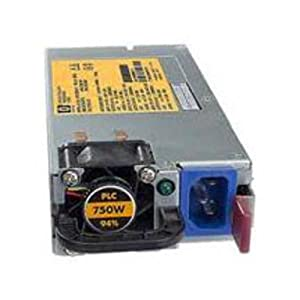 750W HP Platinum Power Supply 591554001