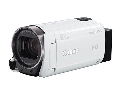 Canon VIXIA HF R700 Camcorder (White)