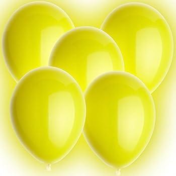 15 Pack de Color Cambiante LED Luz balloominate Globos-todas las ocasiones