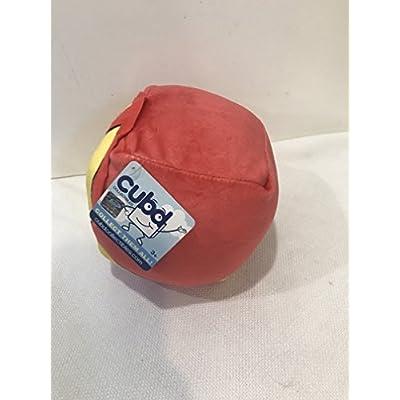 CubdCollectibles Plush Squish Mini Travel Pillow (Iron Man): Toys & Games