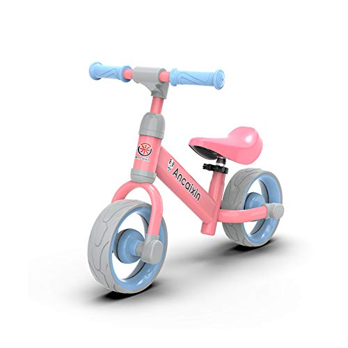 YGJT Kids Balance Bike Bicycle Riding Toys for 18moths – 5 Year Boys Girls Indoor Outdoor Toddler Christmas and Birthday…