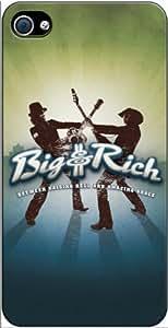 Big & Rich iPhone 4/4S Case