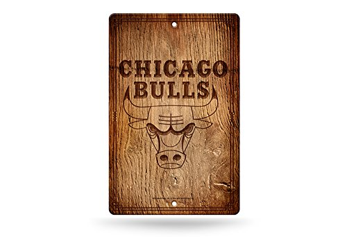 Rico NBA Chicago Bulls Fantique Wall Sign by Rico