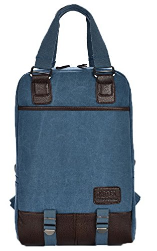 Sacs Bleu Escalade AllhqFashion dos Zippers à Femme Toile fourre Daypack Sacs tout 6wqPw8xCB