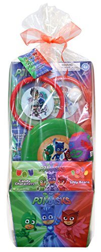Frankford Candy Company Pj Masks Easter Basket Jelly Beans,