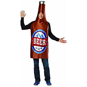 Rasta Imposta Beer Bottle Adult