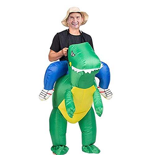 Marysa Disfraz de Dinosaurio Inflable Navidad, Halloween, Fiesta ...