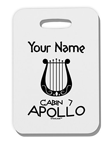 tooloud-personalized-cabin-7-apollo-thick-plastic-luggage-tag