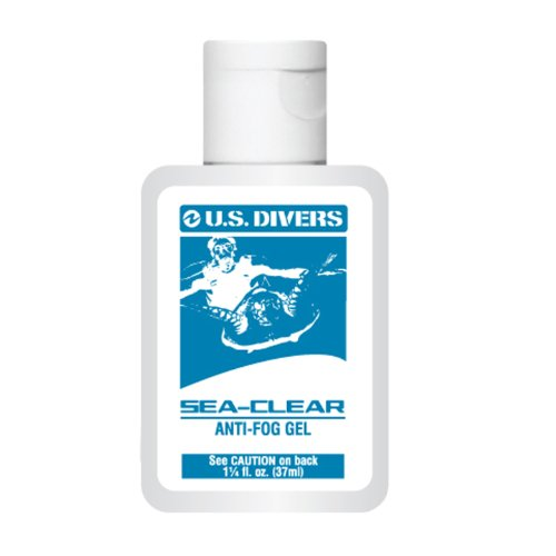 (U.S. Divers Anti-Fog Gel)