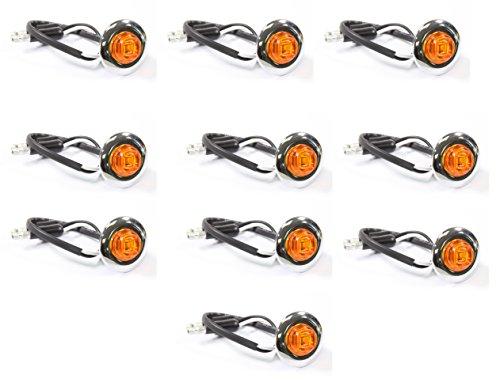 Chrome Bezel Led Lights - 9
