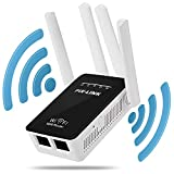 WiFi Repeater with External Antennas WiFi Range Extender 300Mbs Wireless Network Signal Booster