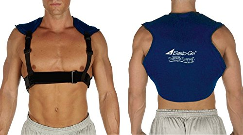 Elasto-Gel Neck and Back Combo Hot / Cold Gel Therapy Wrap by Elasto-Gel