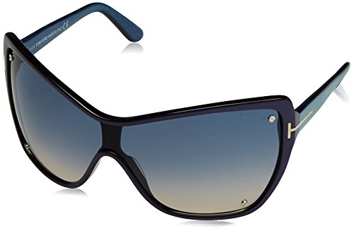 Tom Ford Women's TMF-SUNG-FT0363-86U-0 Designer Sunglasses, - Glasses Sung