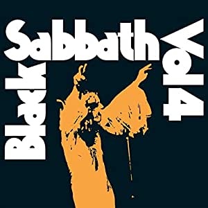 BLACK SABBATH - VOLUME 4 : GATEFOLD