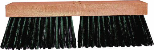 MARSHALLTOWN The Premier Line RED704152 Broom, Street, 16-Inch Width, Wire, 3 3/4-Inch Bristles by MARSHALLTOWN The Premier Line (Image #1)