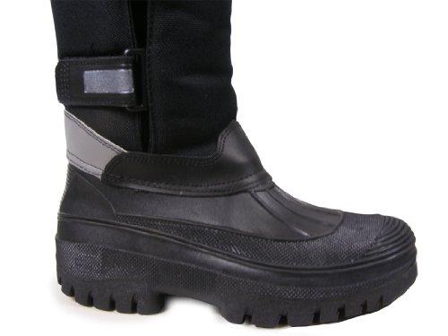 Winter Muckert Snow Size UK Boots Fleece Wellies Farm Waterproof Lined Adults Sole Ski 6 4qEwfS