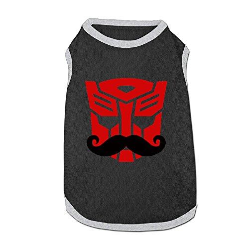 zqnd-pet-black-galvatron-100-fleece-vest-doggie-shirt-us-size-s