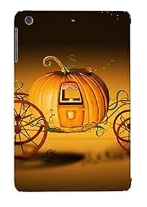 Hot Halloween(37) First Grade Tpu Pumpkin Phone Case For Ipad Mini/mini 2 Case Cover