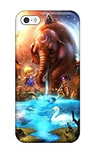 Oscar M. Gilbert's Shop 9476161K53885912 Iphone High Quality Tpu Case/ Artistic Case Cover For Iphone 5/5s