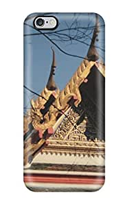 High Quality Shock Absorbing Case For Iphone 6 Plus-thailandtemple Photography Cultures People Photography