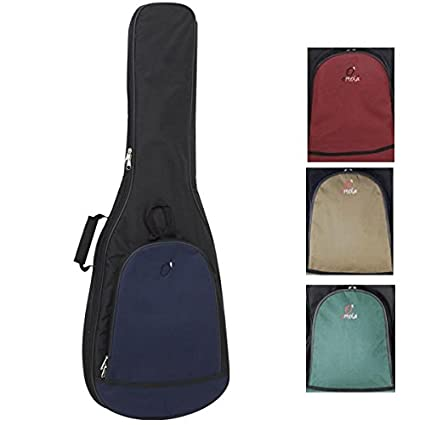 Amazon.com: FUNDA GUITARRA ELECTRICA REF. 37 MOCHILA (Marron): Musical Instruments