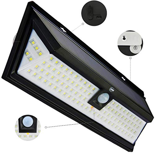 Commercial Solar Lights For Security in US - 9