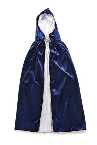 Great Pretenders Lady Kate Cape, Rich Blue (Size 5/6) -