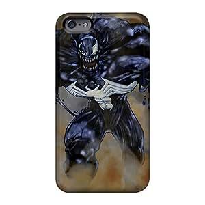 Scratch Resistant Hard Cell-phone Cases For Apple Iphone 6 Plus (sPM2702zlmS) Allow Personal Design Nice Venom Dust Image