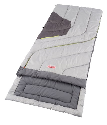 Coleman Comfort Control Sleeping Bag, Adult, Outdoor Stuffs