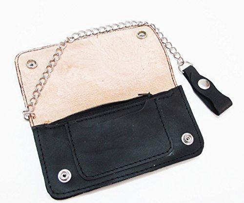 The Genuine Clutch Leather Cow Eagle Best Hide Design Wallet 1rHx1q