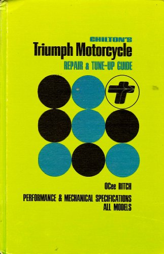 Triumph Motor Cycle Repair and Tune-up Guide