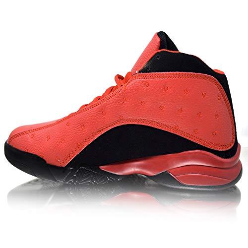 Xelay - Botas de Baloncesto para Hombre, Talla 36-40: Amazon.es: Zapatos y complementos