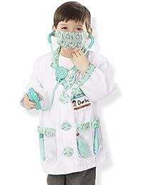 Doctor Role Play Costume Dress-Up Set (7 pcs)