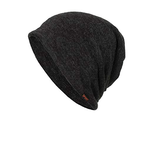 Hot Sales!! ZOMUSAR Beanie Cap - Soft Knit Beanie Hat - Warm and Durable for Women and Men (Gray) (Womens Kangol Cloche Hats)