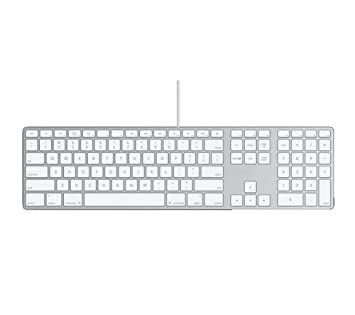 52078d93a7d Apple Keyboard (MB110B/B): Amazon.co.uk: Computers & Accessories