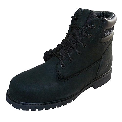 Timberland Pro - Traditional Wide - Angenehme Weite - Stahlkappe Arbeitsstiefel - Traditional EU / UK Schwarz