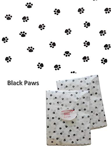 Animal Print Tissue Paper for Gift Bags 24 Decorative Sheets 20