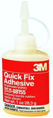 3M Quick Fix Adhesive (08155) - Quick Adhesive Fix