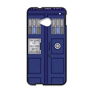 Doctor Who Fashion Comstom Plastic case cover For HTC One M7