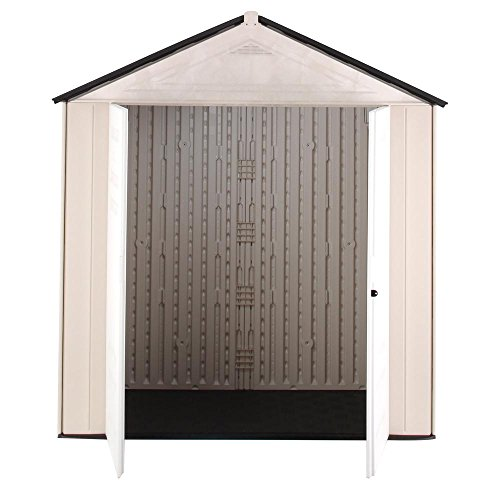 Review Rubbermaid Junior Outdoor Shed,