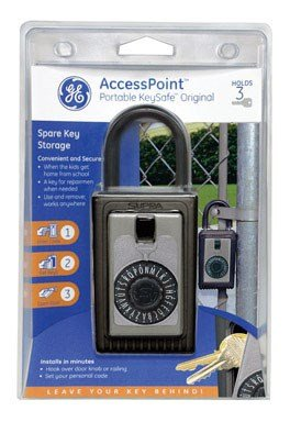 KIDDE SAFETY 001005 Commercial Portable Keysafe Assorted