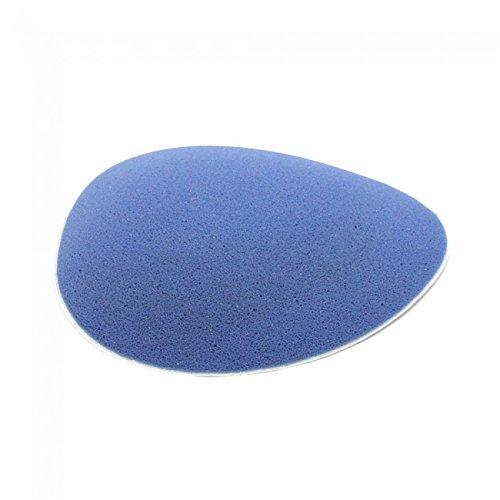 Poron Metatarsal Pads, 12 Ball of Foot Pads per Order, Size Medium by Atlas Biomechanics