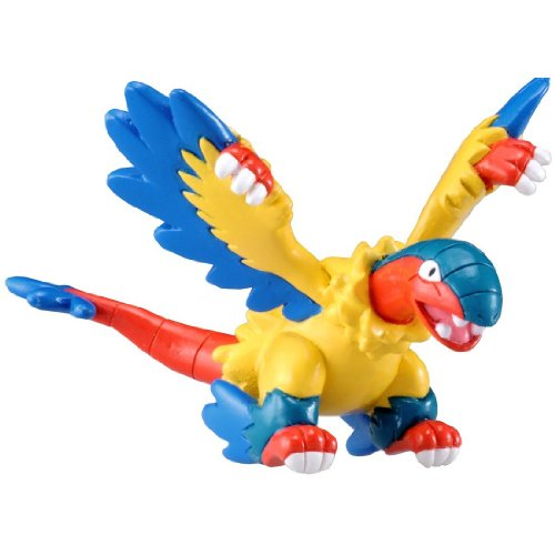 Takaratomy Pokemon Black And White Monster Collection Figure - M-031 - Archeos/Archeops