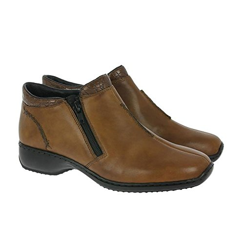 Rieker L3882/00, Women's Ankle Boots Brown